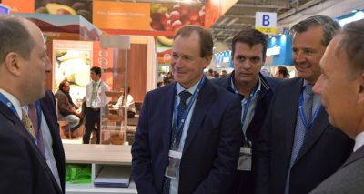 Gustavo Bordet Expo Fruit