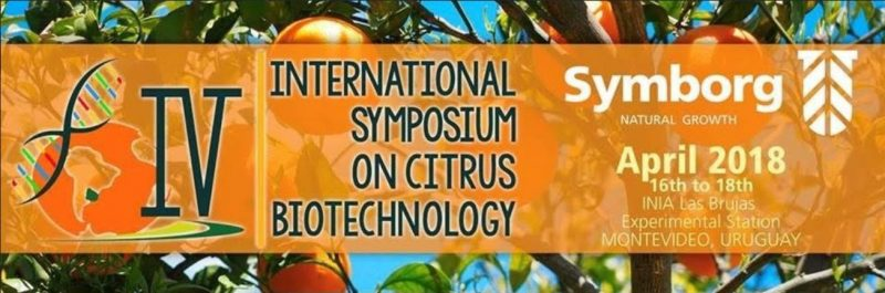 IV International Symposium on Cyrcus Biotechnology