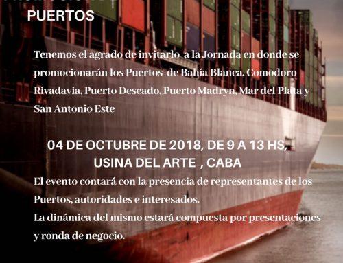 II Jornada de Promoción de los Puertos