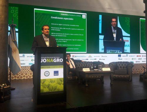JONAGRO 2018 – Pablo Cervi, Ex Presidente de CAFI sobre la difícil coyuntura que atraviesa el sector y una competitividad compleja.