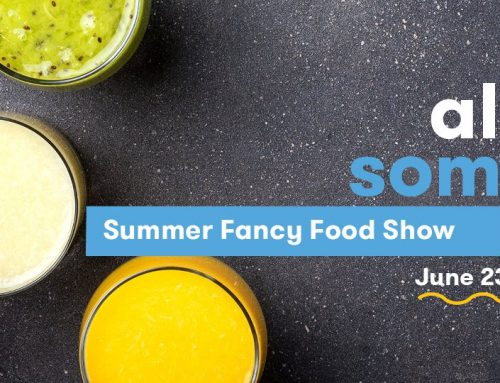 Summer Fancy Food 2019