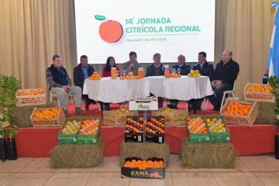 Jornada Citrícola Regional