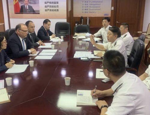 China ratifica la confianza en Argentina y acuerdan agilizar el comercio agroindustrial