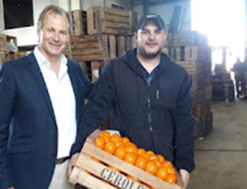 Bordet en Villa del Rosario: Dijo que la inflación golpea tan duro que la gente deja de consumir frutas