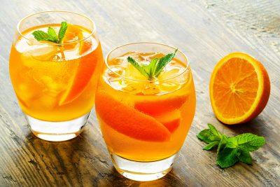 temporada de naranjas