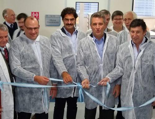 El Senasa inauguró un nuevo laboratorio vegetal