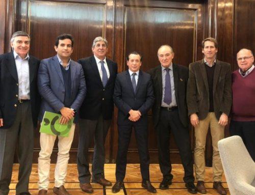 Sica recibió al comité Frutas de Argentina y se abordó el presente del sector