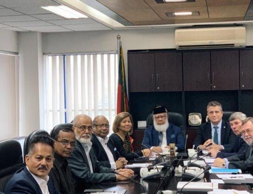 Argentina consolida su relación comercial con Bangladesh
