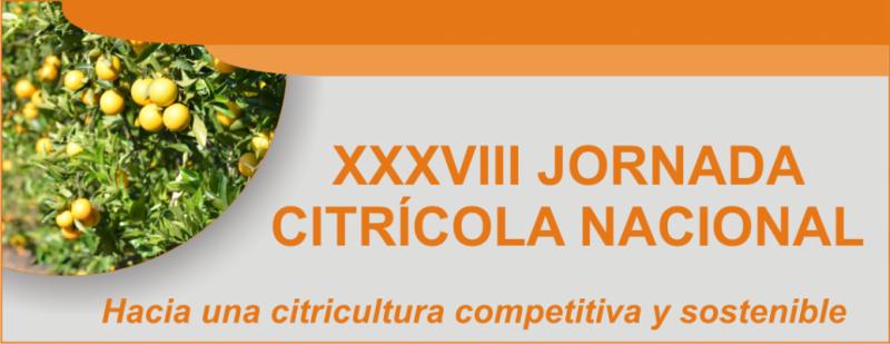 XXXVIII Jornada citrícola nacional