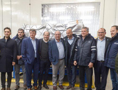 Inauguraron una nueva terminal de cargas en Ezeiza para impulsar el comercio exterior