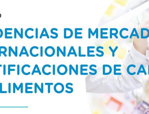 Seminario: Tendencias de mercados internacionales y certificaciones de calidad en alimentos