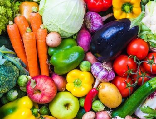 Los argentinos consumen 41% menos de frutas y 13% menos de vegetales