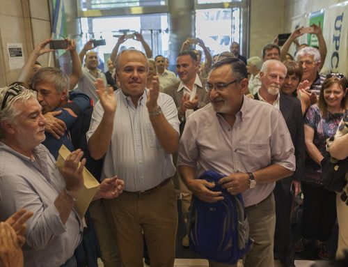 Nuevas autoridades en el Senasa