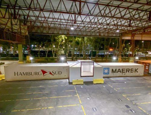 APM Terminals Buenos Aires inaugura innovador sistema de túnel de congelado