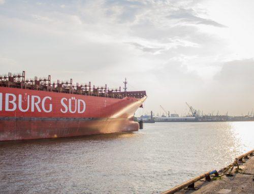 Un buque con más de 129 contenedores de limas es retenido en el puerto brasileño de Santos