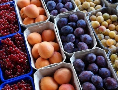 Nuevos límites máximos de residuos en frutas y hortalizas en Europa