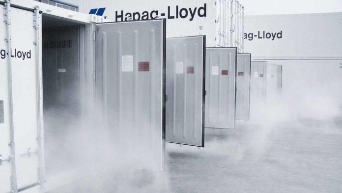 Suben las tarifas de los contenedores frigoríficos con origen en Europa