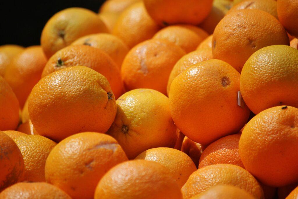 Las importaciones de naranjas procedentes de fuera de la UE se redujeron un 10%