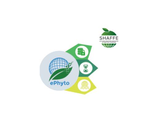 Seminario web sobre certificación fitosanitaria electrónica: Reducir la brecha entre las políticas y las empresas