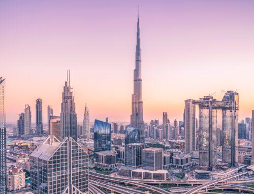 """""""Puentes con el Mundo"""" Capítulo: Emiratos Árabes Unidos (Miércoles 2 de junio – 10:00 hs.)"""