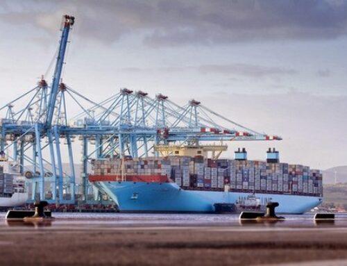 Unos 200 contendores de fruta de América Latina continúan retenidos en el Puerto de Algeciras